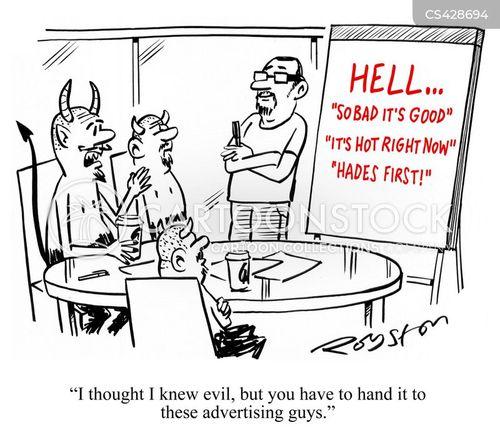 wicked cartoon