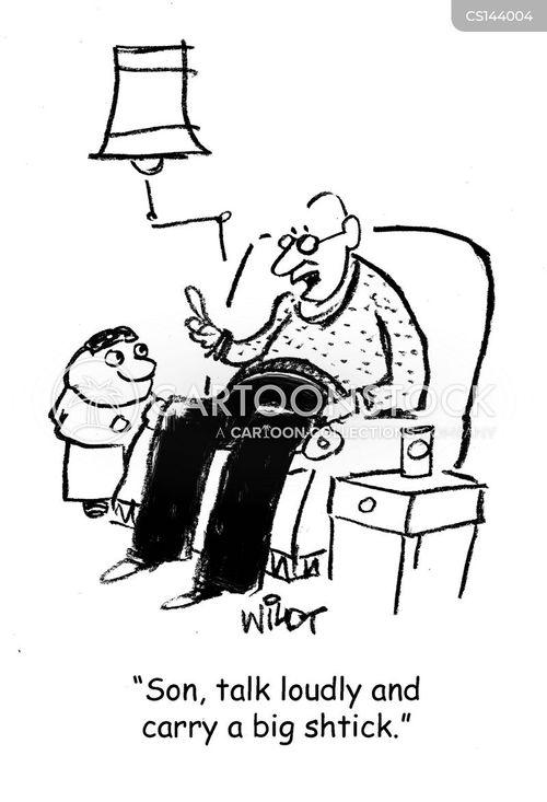 famous quotations cartoon