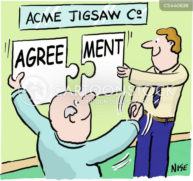 Business Agreements Cartoons And Comics Funny Pictures From