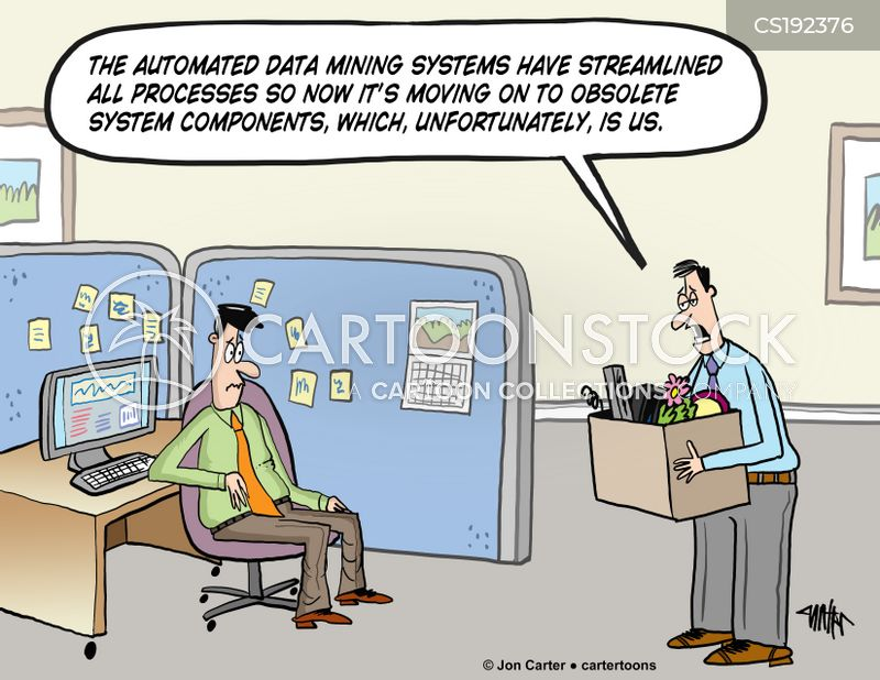human workers cartoon