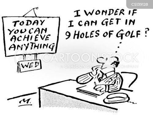 wednesdays cartoon