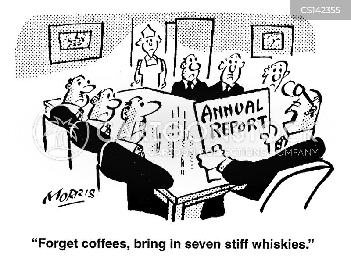 bad reports cartoon