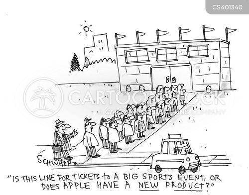 apple cult cartoon