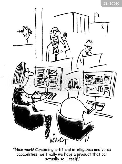 bots cartoon