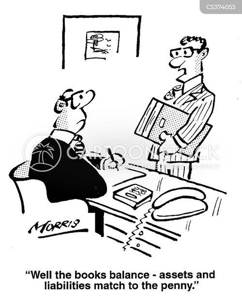liabilities cartoon