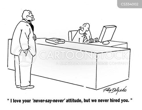 hireling cartoon