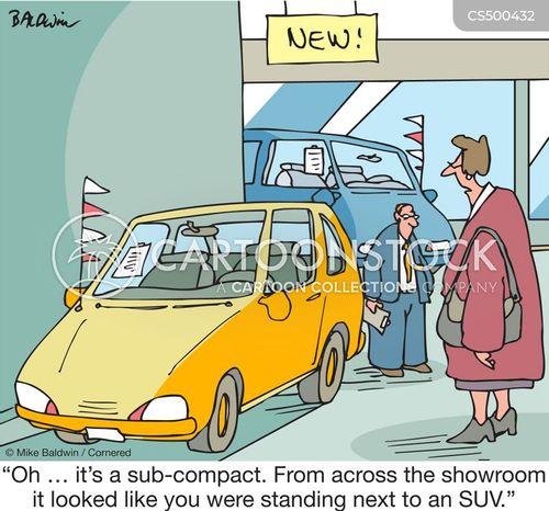 large vehicles cartoon