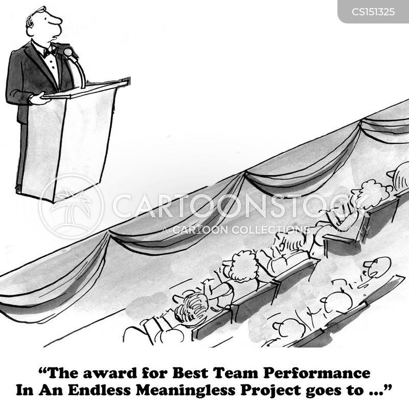 funny corporate awards