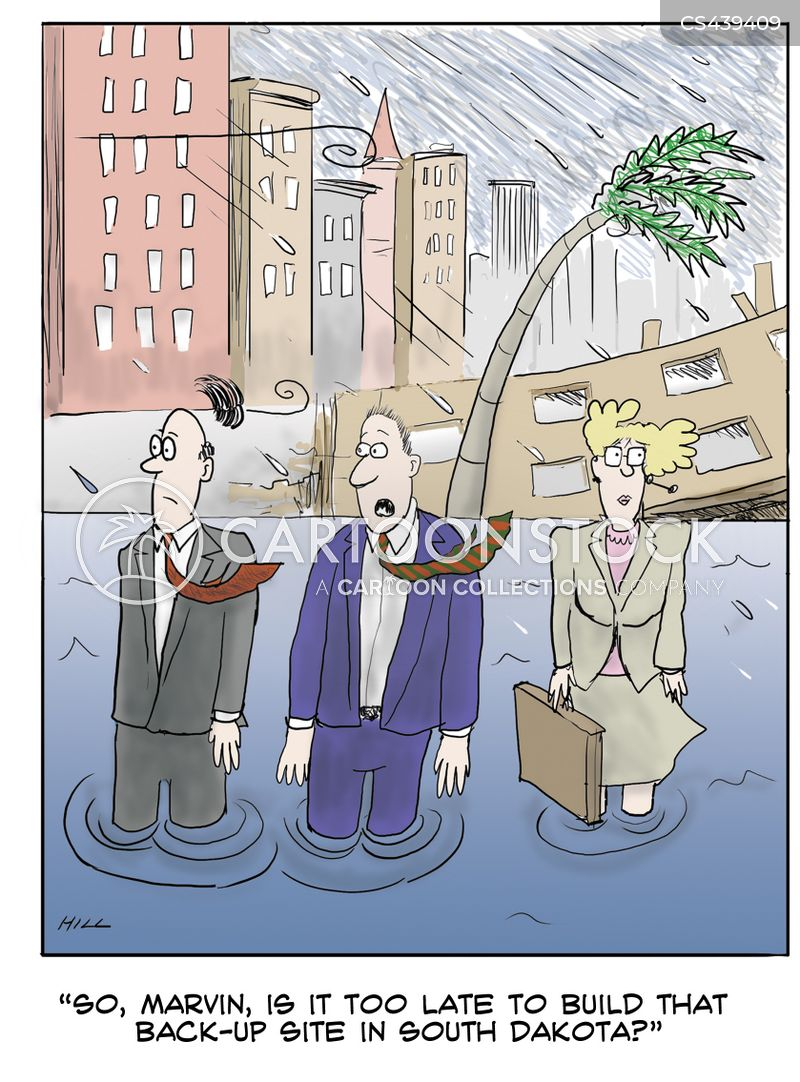 business offices cartoon