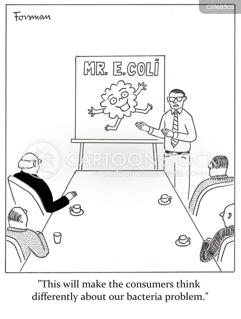 business pitch cartoon