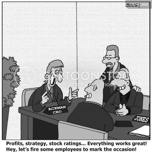 bad employer cartoon