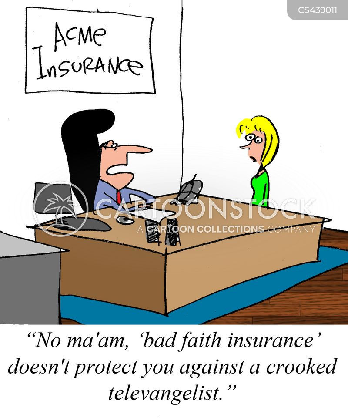 tv preachers cartoon