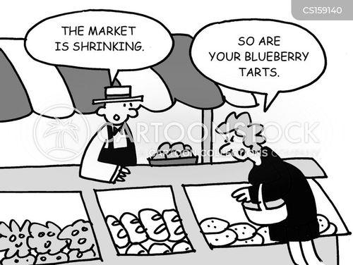 bakery shop cartoon
