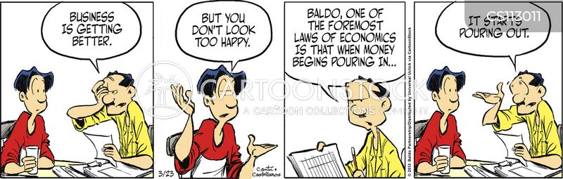 law of economics cartoon