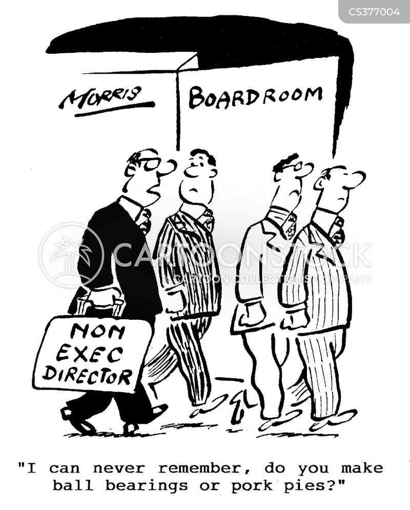 Image result for executives cartoon