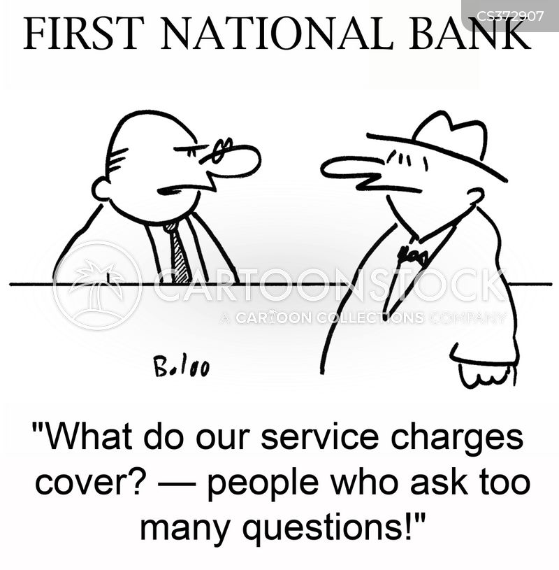 asking questions cartoon