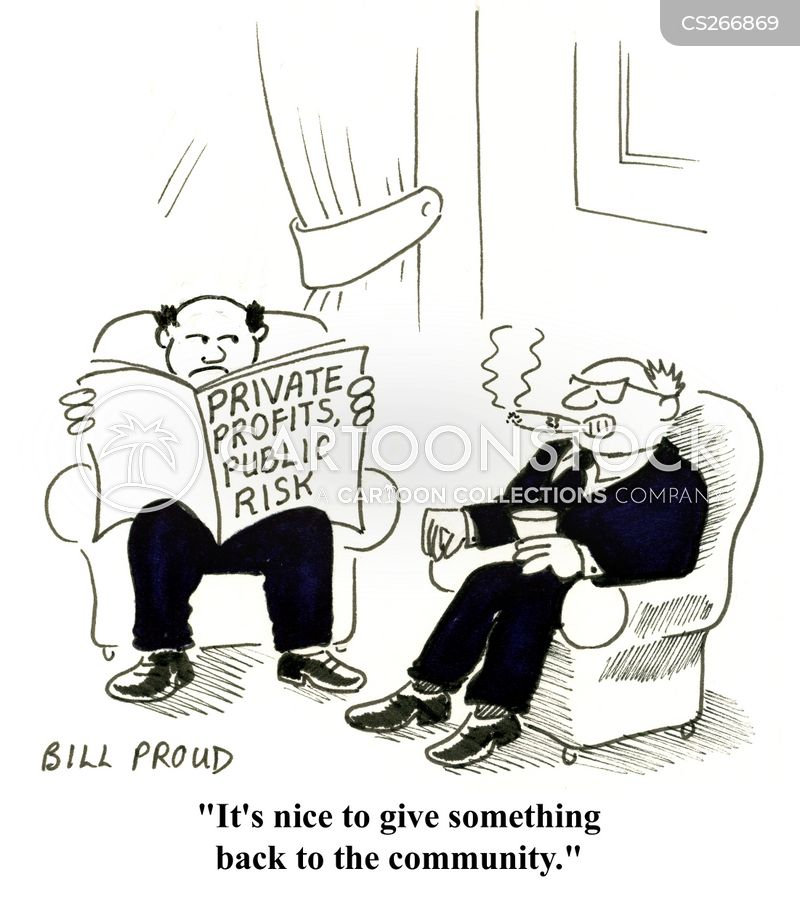 Bankers Bonus Cartoons And Comics Funny Pictures From