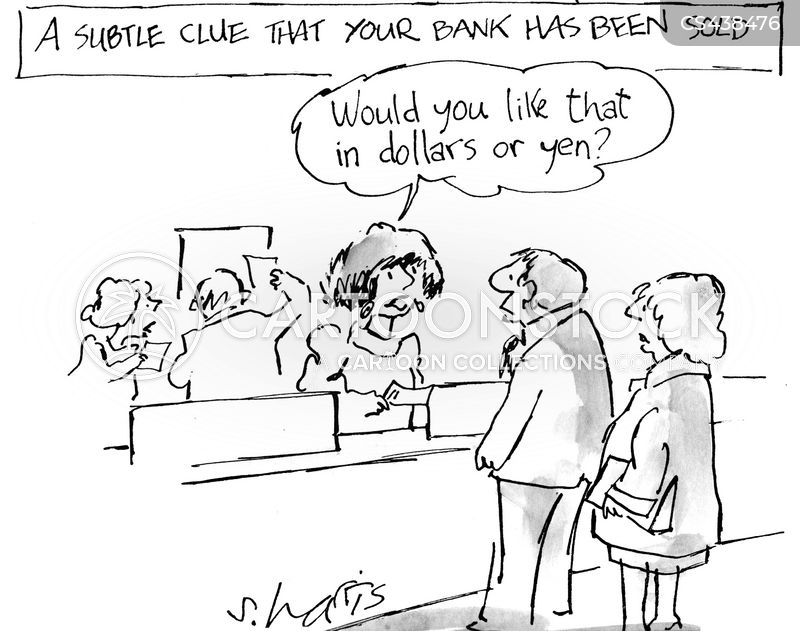 foreign investment cartoon