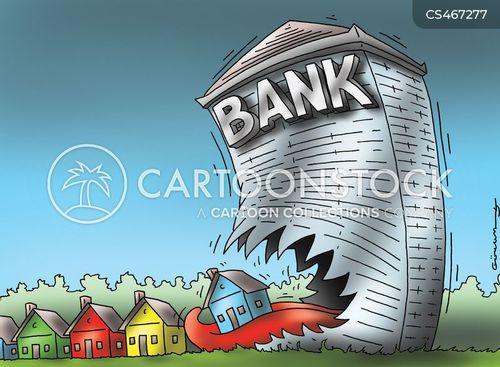 predatory lending cartoon