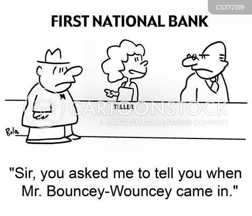 bouncey cartoon