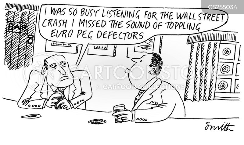 Single European Currency Cartoons And Comics Funny Pictures From