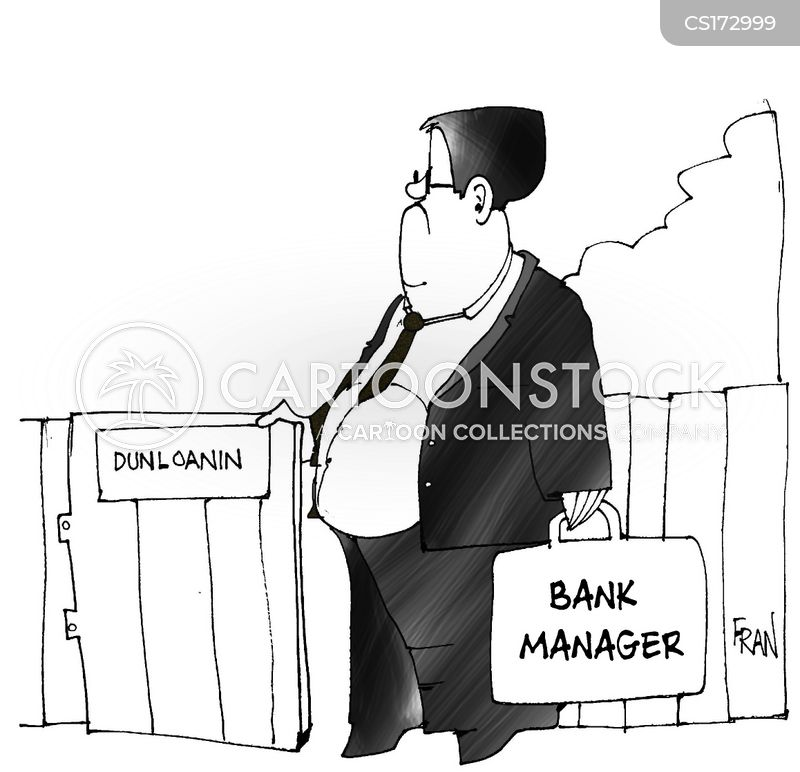 lending cartoon
