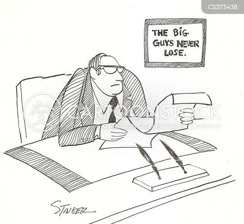 big guy cartoon