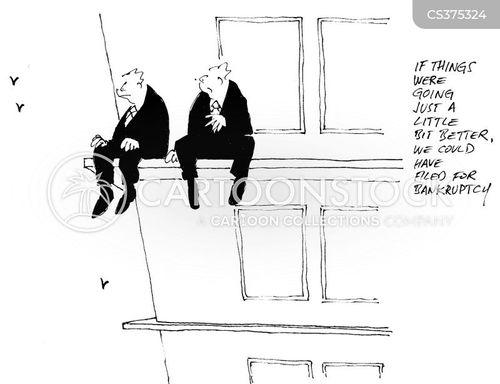 bail ou cartoon