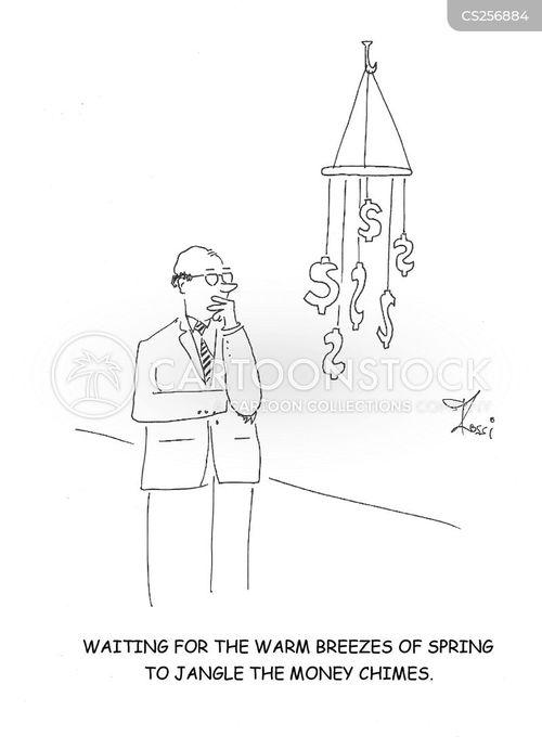 chimes cartoon