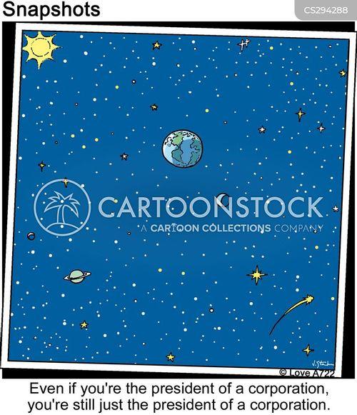vast expanse cartoon