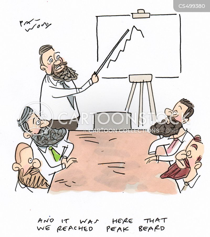 trimmer cartoon