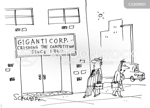 multinationals cartoon