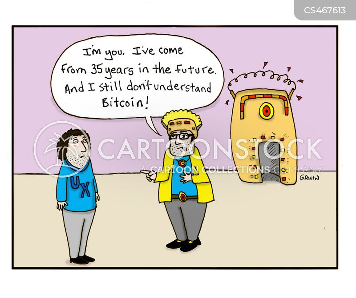 time-travel cartoon