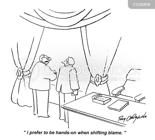 hands on approaches cartoon
