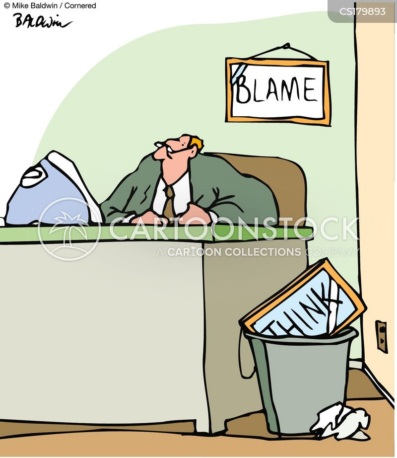 business talk cartoon