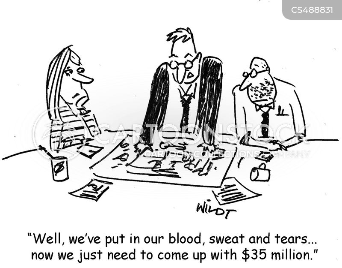 business costs cartoon