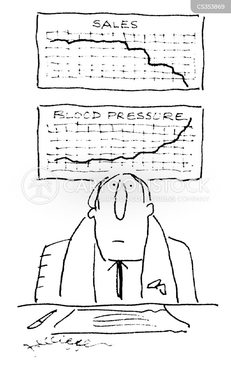 pressurised cartoon