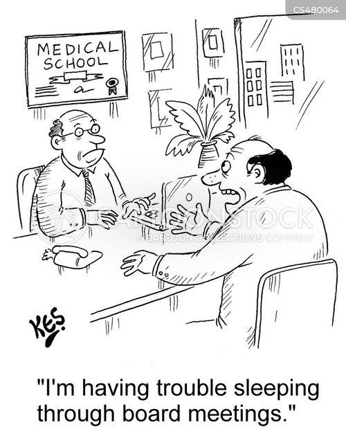 insomnias cartoon