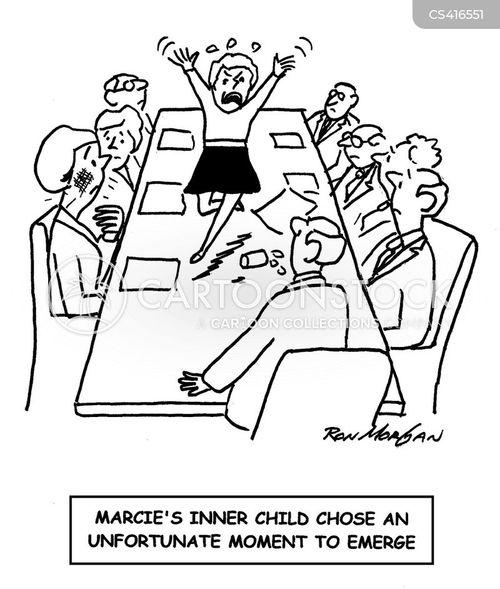 inner-child cartoon