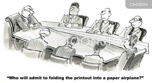 print outs cartoon