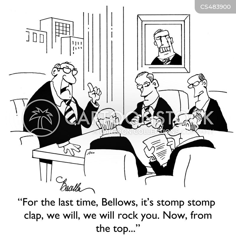 rock songs cartoon