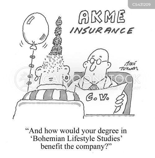 bohemians cartoon
