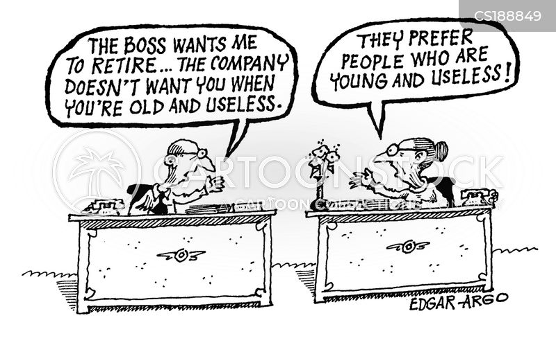 outraged cartoon
