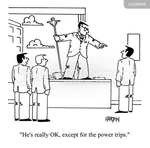 ego maniac cartoon