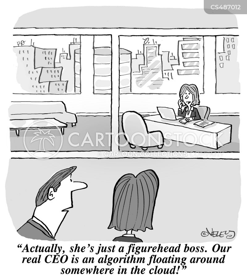 figureheads cartoon