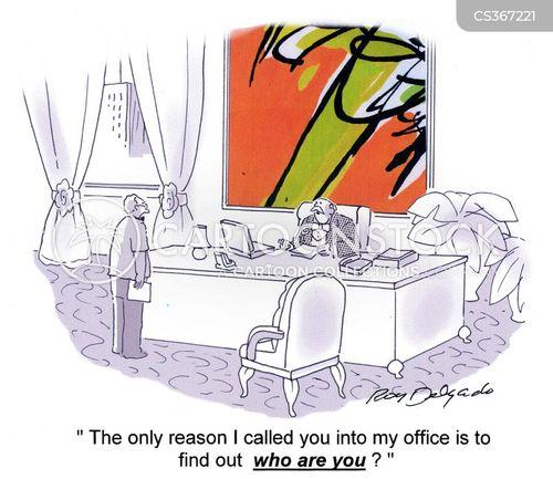 incognito cartoon