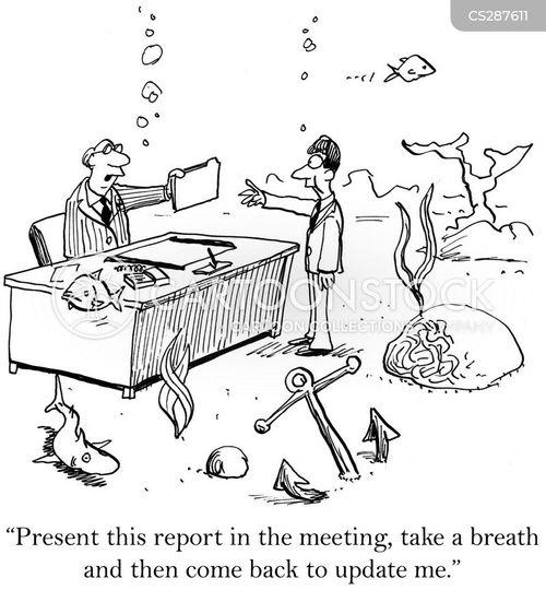 deep breath cartoon
