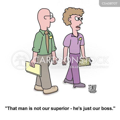 office humor cartoon