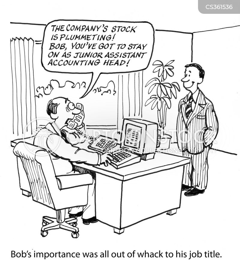 Executive Cartoon: Executive Assistants Cartoons And Comics