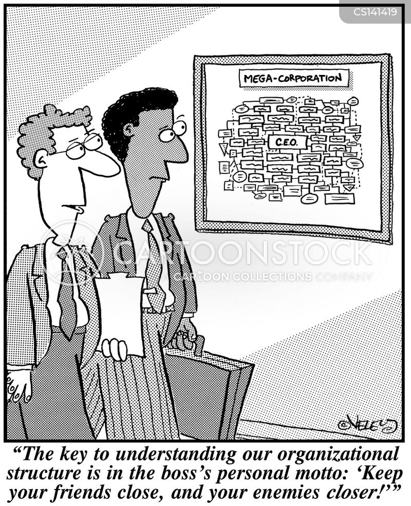 Organizational Structure Cartoons And Comics Funny Pictures From